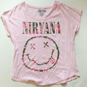 Tops - NIRVANA shirt